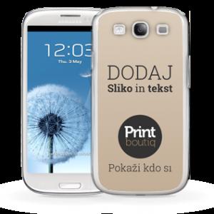 Oblikuj si ovitek za Samsung Galaxy S3
