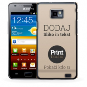 Oblikuj si ovitek-etui za Samsung Galaxy S2