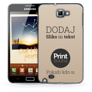 Oblikuj ovitek - etui za Samsung Galaxy Note 1