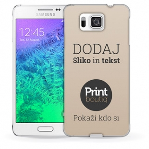 Oblikuj si ovitek za Samsung Galaxy Alpha