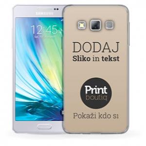Oblikuj si ovitek za Samsung Galaxy A3