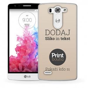 Oblikuj si ovitek za LG G3 S