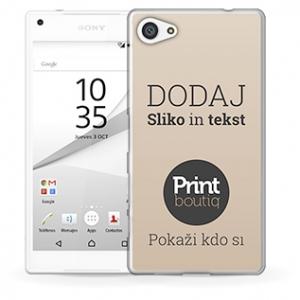 ovitek za telefon Sony Xperia Z5 Compact