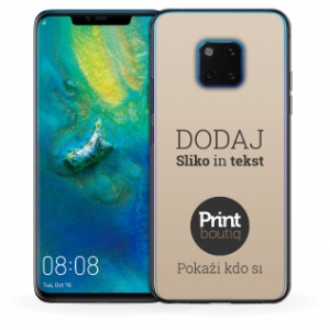 Ovitek za Huawei Mate 20 Pro - TPU Prozoren