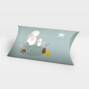 Darilna škatlica Rabbit - Pillow