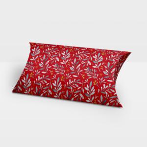 Darilna škatlica Red Nature - Pillow