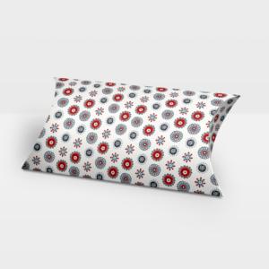 Darilna škatlica Nordic Flowers - Pillow