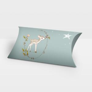 Darilna škatlica Christmass Deer - Pillow