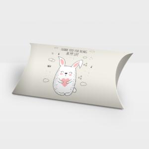 Darilna škatlica Love Bunny - Pillow