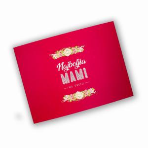 Darilna škatlica Mami, Roza - Polnilna postaja